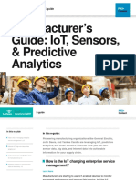 Manufacturers Guide IoT Sensor Analytics
