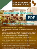 Emergencia_educativa Prof. Silvio