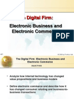 Chapter 2 - Introduction to E-Commerce