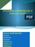 Hormoni lipofili - prezentare
