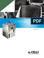 Catálogo Celli - Coolers