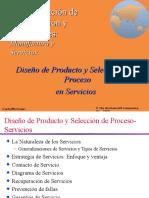 Administracion de Procesos de Servicios