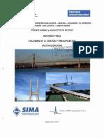 Volumen 4 Costos y Presupuesto Actualizacion