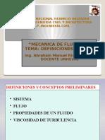 Cap I. Definiciones Básicas
