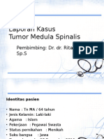 Tumor Medula Spinalis New