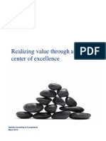 Realizing Value