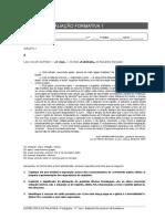 Ficha de Avaliacao Formativa 1-4