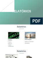 Relatorios