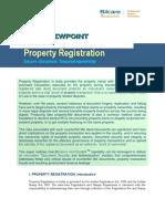 Value Proposition for Property Registration
