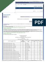 Codigos Receitas EFD Fiscal