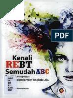 Kenali REBT Semudah ABC ; Teori &NKonsep Asas Terapi Rasional Emotif Tingkah Laku (24pgs)