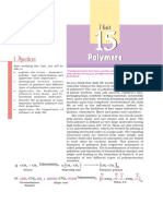 Class 12  Polymers