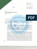 Vicedefensora del Pueblo renunció por interferencia de contratista en sus funciones