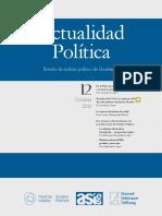 2016 DISOP Revista Actualidad Politica No12!10!10_2016