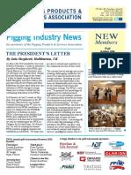Pigging Newsletter June 2016