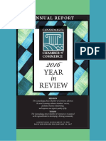 Canandaigua Chamber 2016 Year in Review