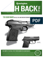 Remington R51 and RM30 Rebate