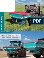 catalogo DX20 DX20+  DX30+ SULKY