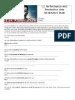 Les Mis Research Task - Letter Writing HANDOUT