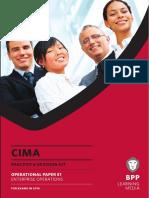 CIMA E1 Enterprise Operations Kit