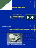 Cardiac Reader