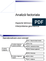Petrovici - Factoriala