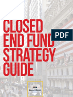 Closed End Fund Strategy James Altucher