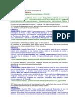 Caros Alunos, Disponibilizo, A Seguir, As Provas Comentadas de ADMINISTRAÇÃO PÚBLICA Do Concurso Auditor Federal de Controle Externo TCU_2011