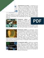 Computación en la nube, Ubicua, Cuantica, Grafica, Distribuida.docx