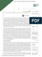 Los Escritores Andinos, La Violencia y La Invisibilidad - Revista Argumentos - Revista Argumentos