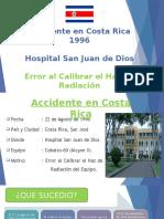 Accidentes en Radioterapia