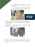 Historia CNC