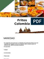 Fritos Colombianos