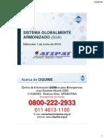 SGA - Ciquime