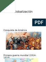 1.3.1 Origenes y Proceso de La Globalizacion 45816