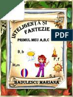Fișele Pentru Joc Învățarea Literelor-1