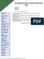 TEMA6 - EL TRANSISTOR DE UNIÓN BIPOLAR BJT.pdf