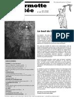 Février 2017 – nº4 – Prix libre - Le bout du tunnel ?
