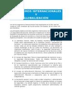 ORGANISMOS INTERNACIONALES Y                                                  GLOBALIZACIóN.docx