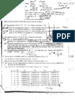 Sample Exam 2 (1st LE 2007)