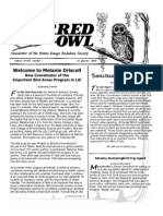 1st Quarter 2006 Barred Owl Newsletters Baton Rouge Audubon Society
