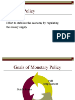 monetary policy deck final