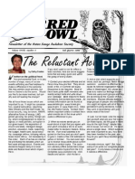 2nd Quarter 2006 Barred Owl Newsletters Baton Rouge Audubon Society