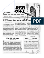 3rd Quarter 2006 Barred Owl Newsletters Baton Rouge Audubon Society