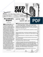 4th Quarter 2006 Barred Owl Newsletters Baton Rouge Audubon Society