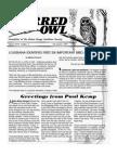 2nd Quarter 2007 Barred Owl Newsletters Baton Rouge Audubon Society