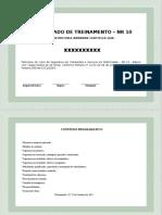 Certificado NR10