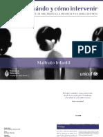 Guia_conceptual Maltrato -Unicef -Ministerio Nación