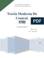 Teoria Moderna de Control 2017