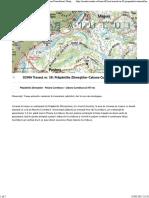 02MN Traseul Nr. 38_ Prăpăstiile Zărneştilor-Cabana Curmătura _ Munții Noștri
